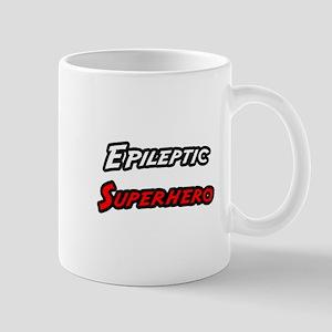 """Epileptic Superhero"" Mug"