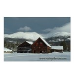 MCK Yukon Cabin Postcards (Package of 8)