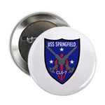 """USS Springfield (CLG 7) 2.25"""" Button (100 pack)"""