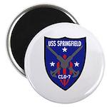 USS Springfield (CLG 7) Magnet