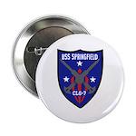 "USS Springfield (CLG 7) 2.25"" Button"
