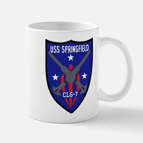 USS Springfield (CLG 7) Mug