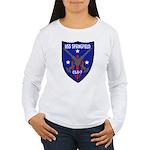 USS Springfield (CLG 7) Women's Long Sleeve T-Shir