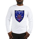 USS Springfield (CLG 7) Long Sleeve T-Shirt