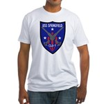 USS Springfield (CLG 7) Fitted T-Shirt
