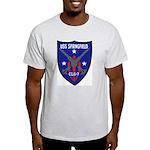 USS Springfield (CLG 7) Light T-Shirt