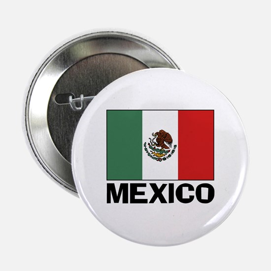 Mexican Flag Button