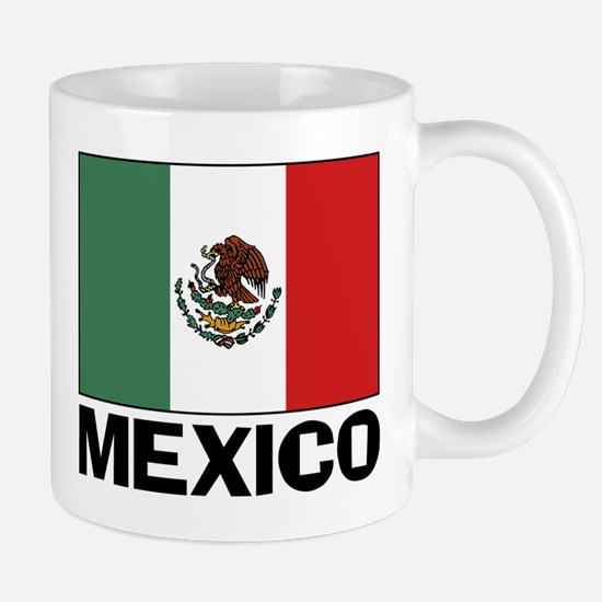 Mexican Flag Mug