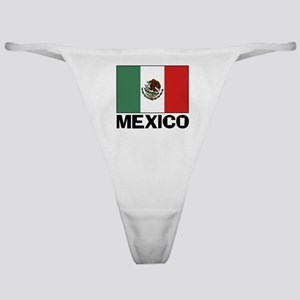 Mexican Flag Classic Thong