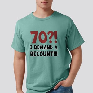 70th Birthday Gag Gif T-Shirt