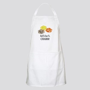Save Vs CHARM BBQ Apron