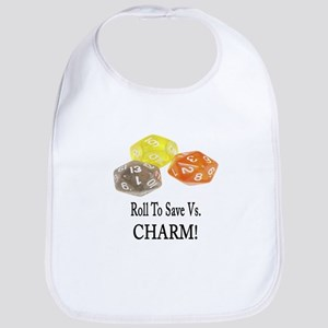 Save Vs CHARM Bib