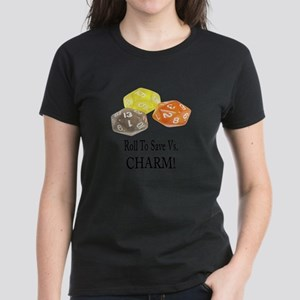 Save Vs CHARM Women's Dark T-Shirt