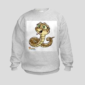 Baby Snake Kids Sweatshirt