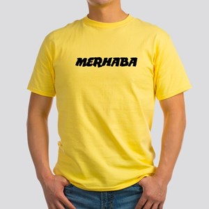 Merhaba Yellow T-Shirt