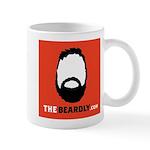 2.25x2.25_button_beardlysquare Mugs