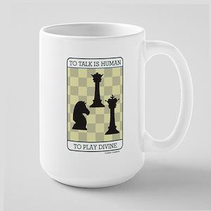 Divine Chess - Large Mug