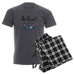 Be Kind! Men's Charcoal Pajamas