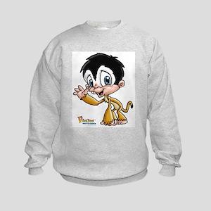 Baby Monkey Kids Sweatshirt