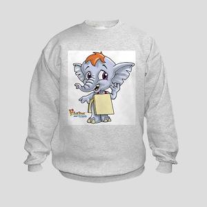 Baby Elephant Kids Sweatshirt