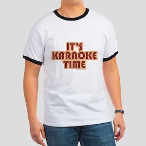 It's Karaoke Time Ringer T