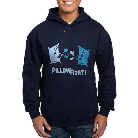 Pillow Fight Hoodie (dark)