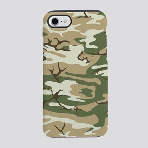 Scrub Camo iPhone 7 Tough Case