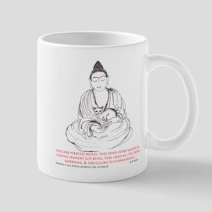 BUDDHA'S CAT WISDOM Mug