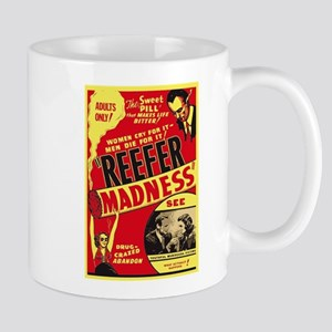 Vintage Reefer Madness Mug