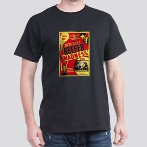 Vintage Reefer Madness Dark T-Shirt