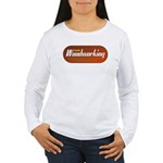 Family Woodworking Women's Long Sleeve T-Shirt