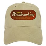 Family Woodworking Cap