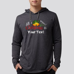 Christmas Custom Long Sleeve T-Shirt