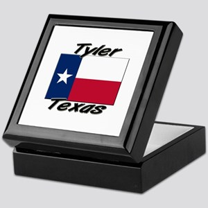 Tyler Texas Keepsake Box