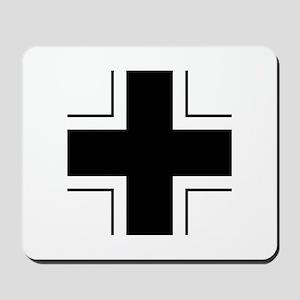 Iron Cross (Wehrmacht) Mousepad