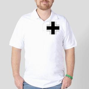 Iron Cross (Wehrmacht) Golf Shirt