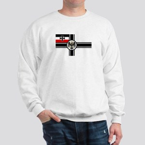 German War Ensign (1903-1919) Sweatshirt