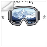 Jay peak Wall Decals