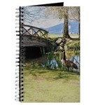 Canada Geese in the Park Journal