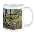 Canada Geese in the Park Mugs