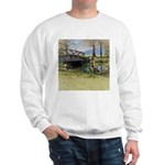 Canada Geese in the Park Sweatshirt