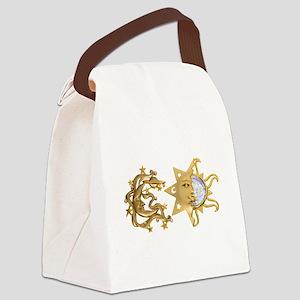SunMoonSparkle053109 Canvas Lunch Bag