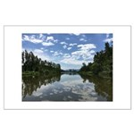 Sumas River Poster