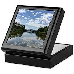 Sumas River Keepsake Box