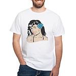 Pinup girl - Hula girl T-shirt