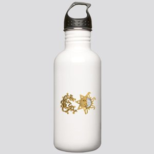 SunMoonSparkle053109.p Stainless Water Bottle 1.0L