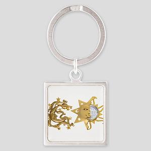 SunMoonSparkle053109 Keychains