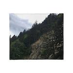 Abbotsford Mountains Throw Blanket