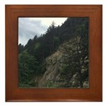 Abbotsford Mountains Framed Tile