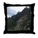 Abbotsford Mountains Throw Pillow